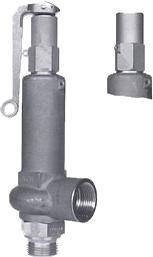 Pojistný ventil 06317