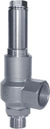 Pojistný ventil 06801 s vlnovcem